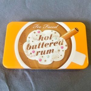 Too Faced Hot Buttered Rum Eyeshadow LE